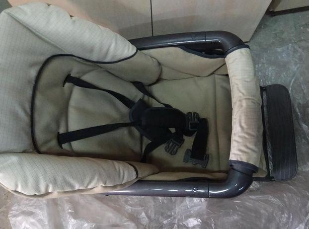 Продам б/у летний кузовок к коляске ROAN MARITA с накидкой и с сумкой