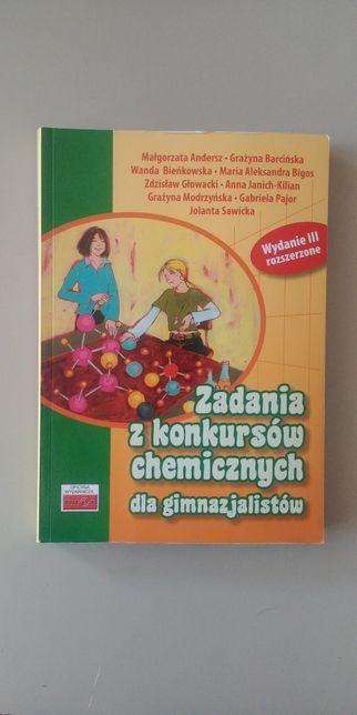 Zadania z konkursów chemicznych dla gimnazjalistów Tutor Andersz