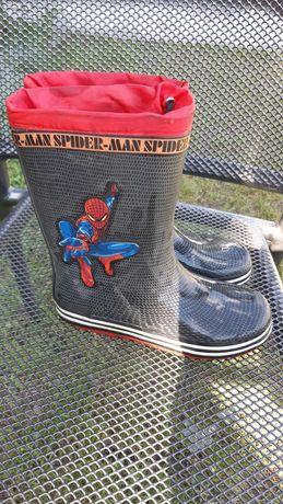 Kalosze Spiderman
