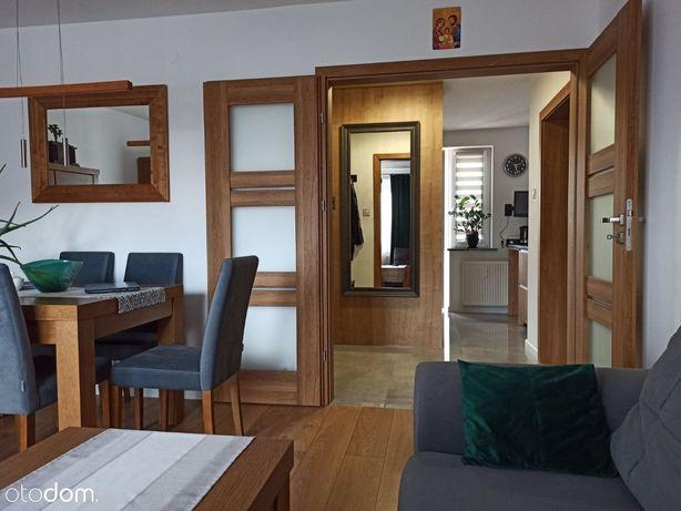 3 pokoje, 56 m², ogródek, garaż, Nowe Miasto
