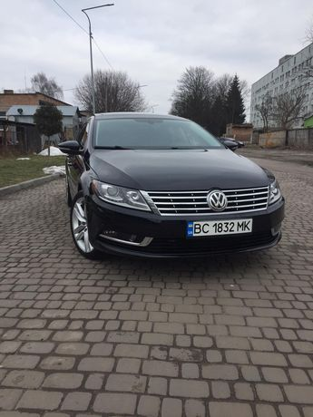 Volkswagen  Cc Luxury