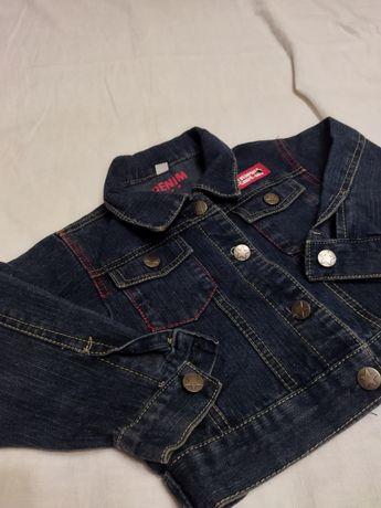 Джинсова куртка,піджак