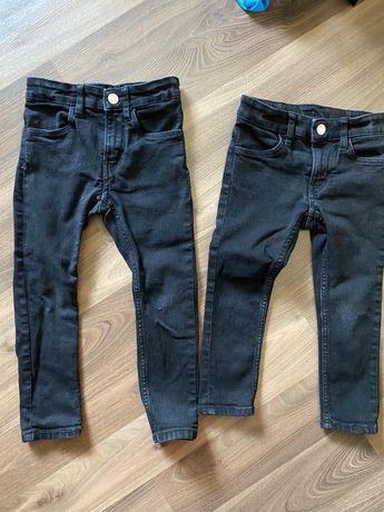 Spodnie jeansy r 98 h&m