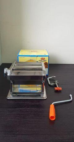 Лапшерезка механическая для изготовления макарон Машинка для пасты