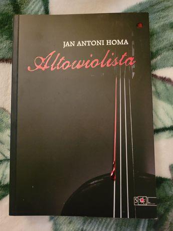Altowiolista. Jan Antoni Homa