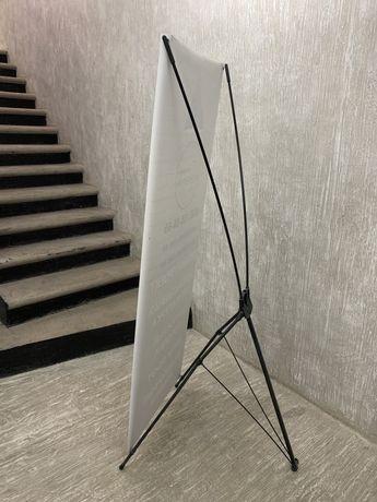 Мобильный стенд, паук 60*160см