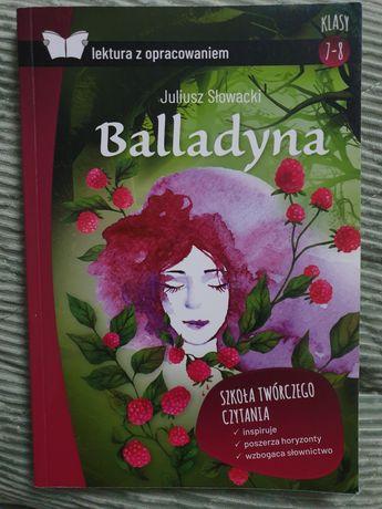 Balladyna - Juliusz Słowacki - lektura z opracowaniem