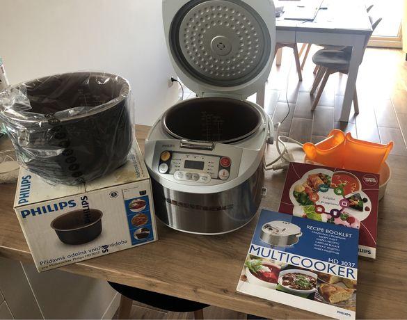 Multicooker PHILIPS ,dodatkowa misa gratis