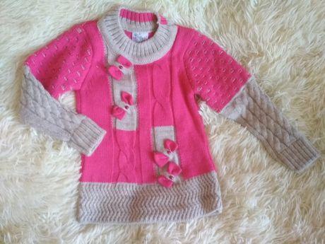 Кофта светр для дівчинки 1 рік