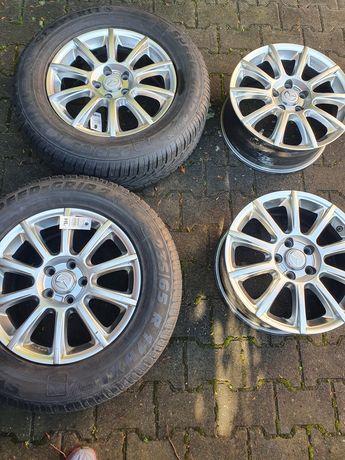 Alufelgi 17 Mazda 5x114.3  czujnikami powietrza