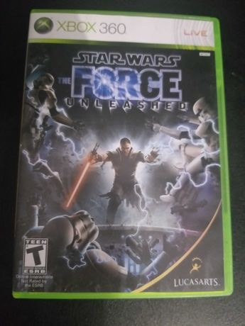 Star Wars The Force Unleashed Gra na Xbox 360