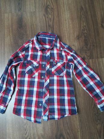 Koszula Reserved 110/116jak nowa