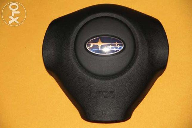 Крышка накладка Airbag на Subaru Forester Impreza Legacy Outback