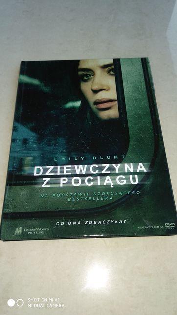 Film DVD - Dziewczyna z pociągu - Emily Blunt