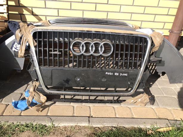 Audi Q5 sline lift 12-17 rok grill atrapa chrom 8R0.853.651
