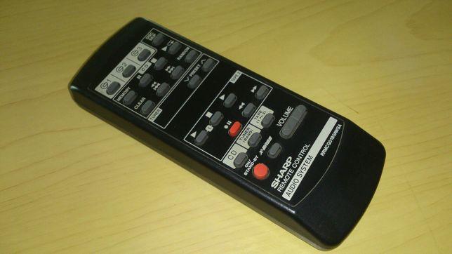 Pilot oryginalny Sharp RRMCG0180AWSA Audio.