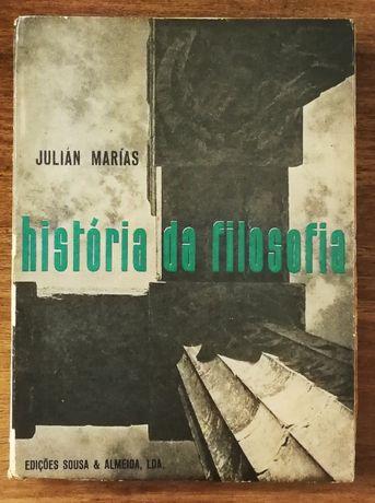 história da filosofia, julián marías, edições sousa & almeida, Lda