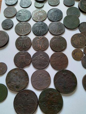 1,2,3,5,10копеек,старинные царские монеты российской империи
