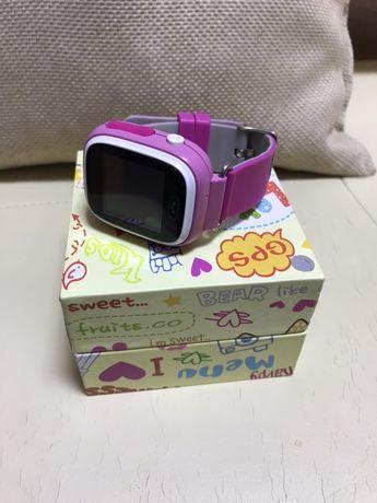 Детские часы с GPS трекером Smart Baby Watch Q100