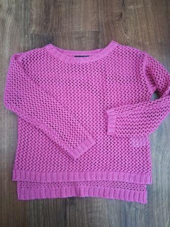 Ażurowy sweterek 104