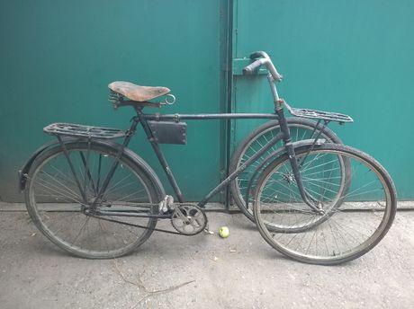 Велосипед Украина ХВЗ СССР