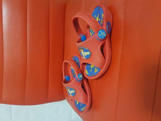 DISNEY TOYS jak croksy 22 oraz  21 dwie pary sandały