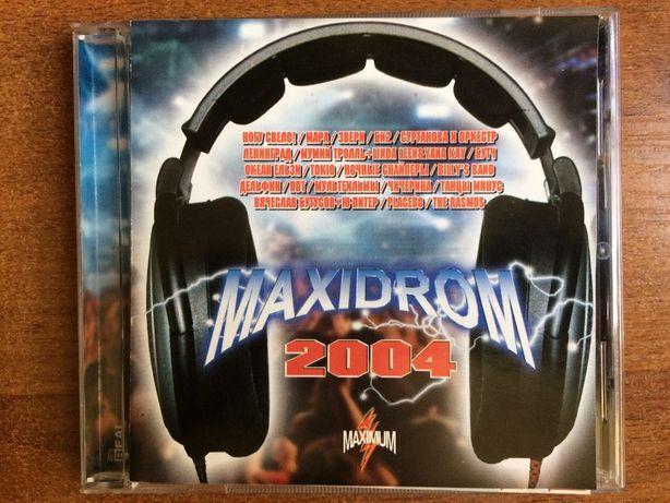 Сборник «Maxidrom 2004» CD 2004