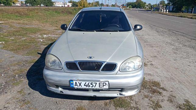 Продам Daewoo Sens 2002
