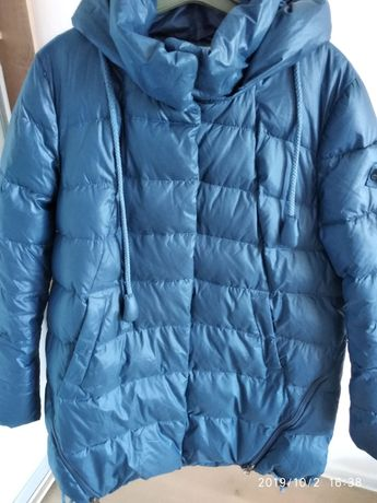 Зимняя куртка пуховик (биопух)MG размер М (46)