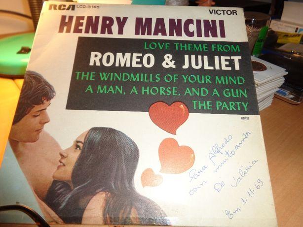 Disco Single Romeo &Juliet Usado Oferta Envio
