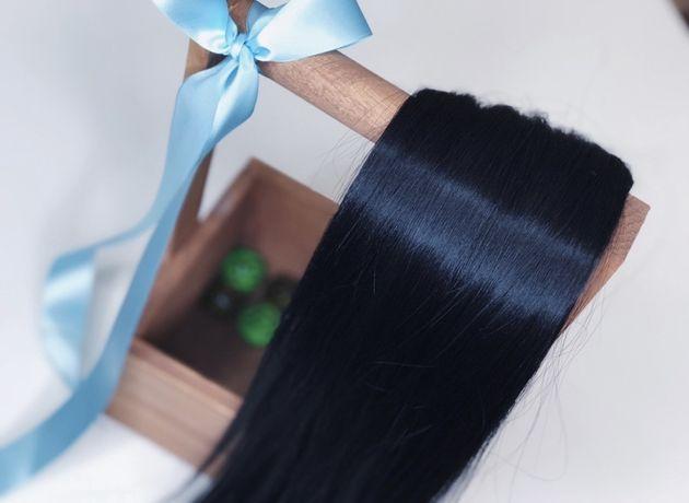 Волосы для наращивания. Наращивание волос