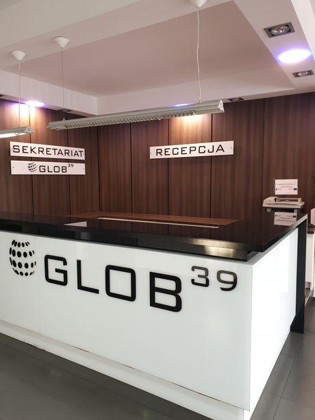 Biuro wynajem GLOB 39 Szamotuły