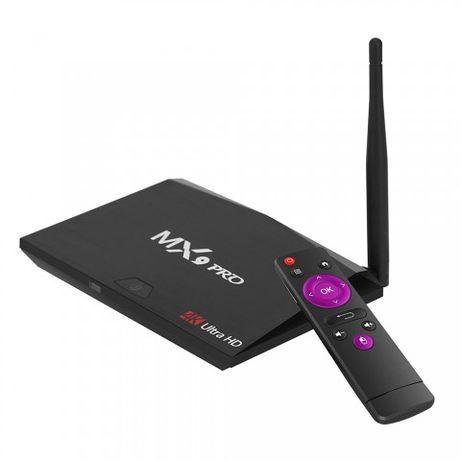 Смарт-бокс WiChip приставка MX9Pro