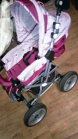 Wózek głęboko - spacerowy 2w1 Bruin.Wysylka gratis.