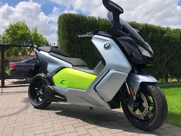 BMW C Evolution FV23%, salon PL zamiana
