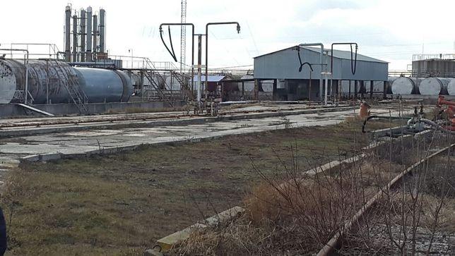 Нефтеперерабатывающий завод с нефтебазой Киевская обл Собственник!
