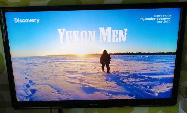 TV Sharp Aquos 52 cali Full HD