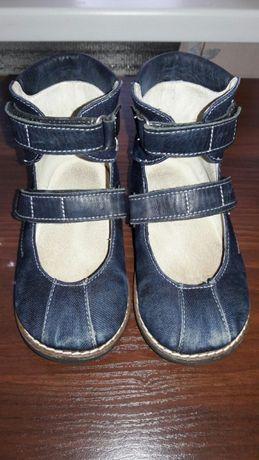 Ортопедические джинсовые туфельки