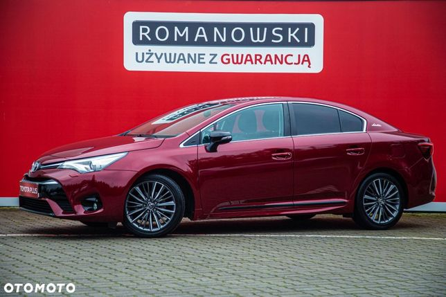 Toyota Avensis 2.0 Selection Ms