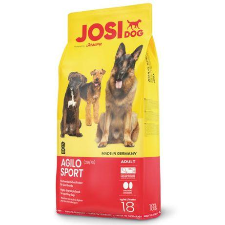 Josera JosiDog Agilo Sport 18 kg - dla aktywnych psów