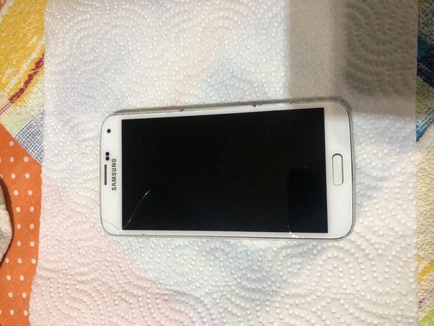 Samsung  S5 - partido para peças ou reparar