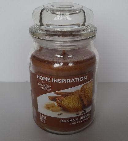 Yankee Candle Banana Bread 538g 90-120 godzin 16szt.