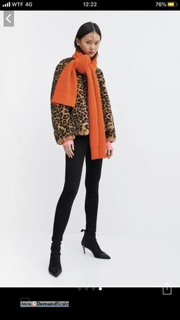 Casaco Leopardo Zara