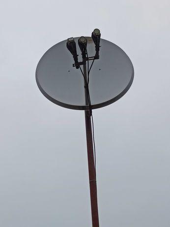 Продам супутникову антену
