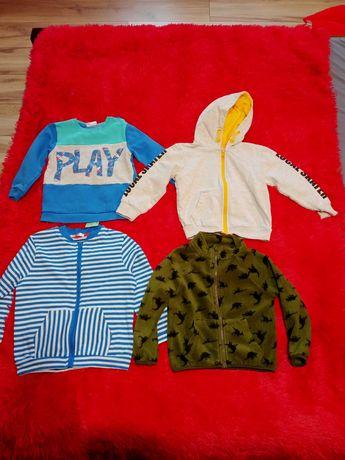 Ubrania dla chłopca 98