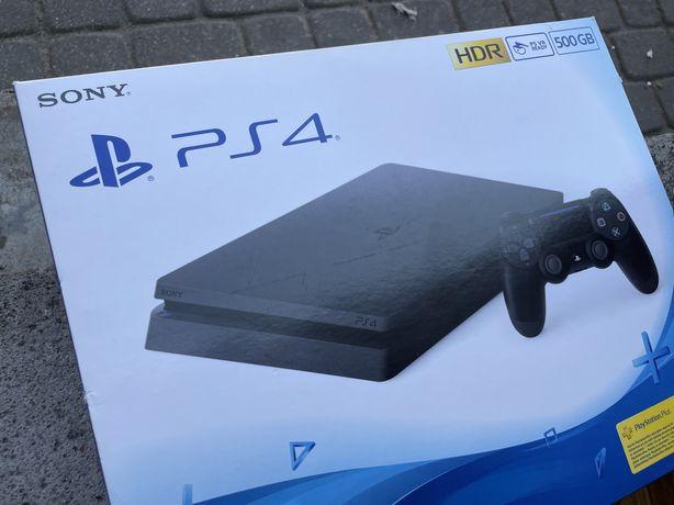 Fabrycznie Nowa Konsola Sony Playstation 4 500GB WYS!