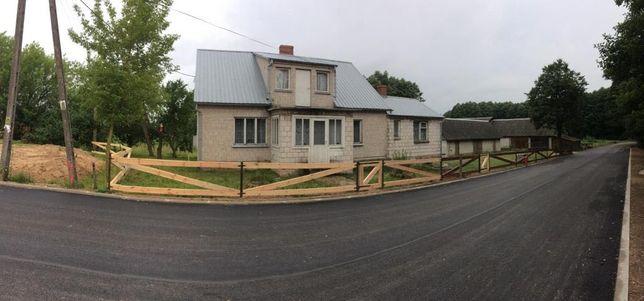 Gospodarstwo rolne i ziemia rolna miejscowość Wojtachy
