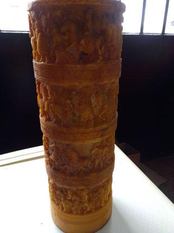 Świeca Grecka rzeźbiona!150zl