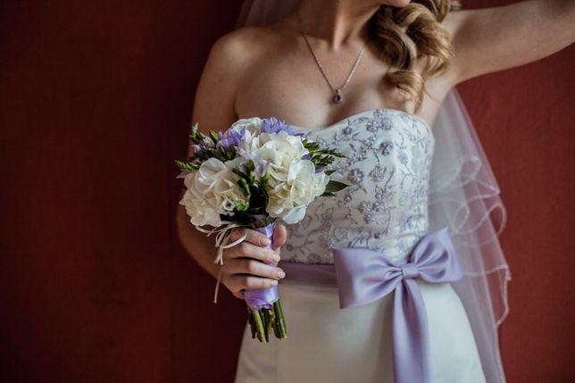 Шикарное свадебное платье! Свадебное платье Ambraspossa (Испания)