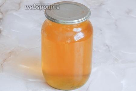 Яблочный сок-домашний